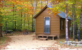 Cabin 4- Our Pet Friendly Cabin