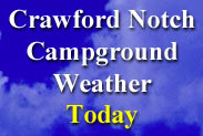Current Weather Conditions in Crawford Notch